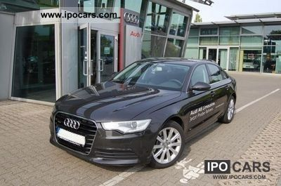 2011 Audi  A6 V6 3.0 TDI Quattro 240 S Line Tiptronic A Limousine Used vehicle photo