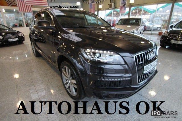2011 Audi  Q7 3.0 TDI quattro * Bi-Xenon * Panorama * DVD * PDC * Limousine Used vehicle photo