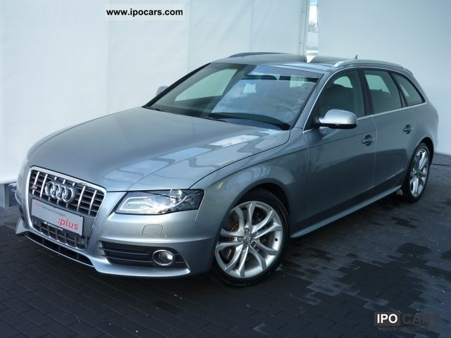 2011 audi s4 avant 3 0l tfsi quattro s tronic car photo. Black Bedroom Furniture Sets. Home Design Ideas
