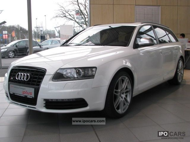 2009 audi s6 avant v10 winter tires five years car photo and specs. Black Bedroom Furniture Sets. Home Design Ideas