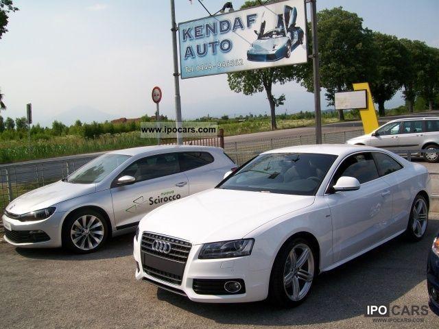 2011 Audi  A5 3.0 V6 TDI S-LINE * Vasta disponibilità audi it Other New vehicle photo