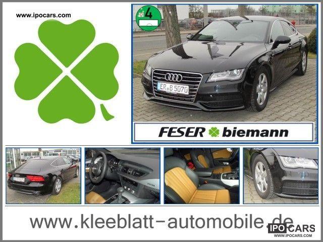 2011 Audi  Spb A7. 3.0 TDI Quattro S-Line Sport + Exterior Limousine Demonstration Vehicle photo