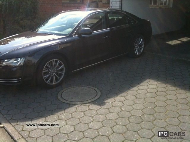 2010 Audi  A8 3.0 TDI 300 hp MSRP about 96,000, - Limousine Used vehicle photo