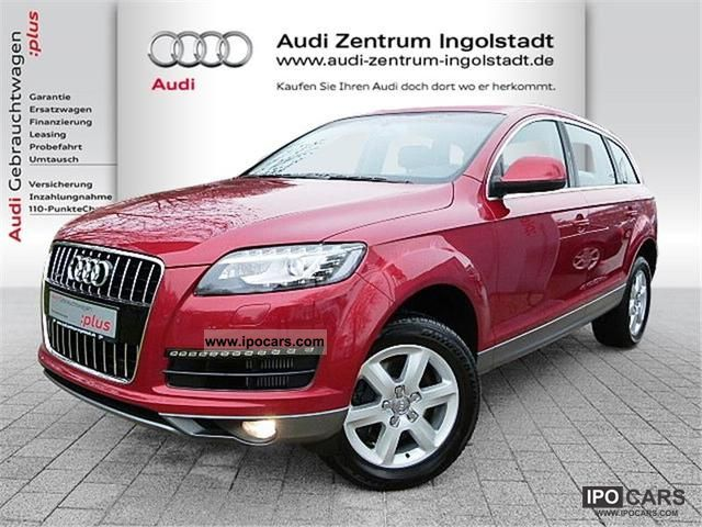 2009 Audi  Q7 TDI quattro tiptronic 4.2 DPF navi HDD Off-road Vehicle/Pickup Truck Used vehicle photo