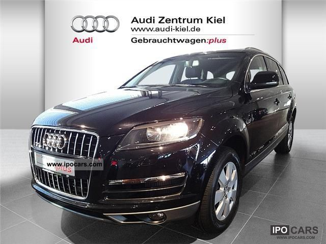 2011 Audi  Q7 3.0 TDI Quattro 7 Seater titptronic Navi BOSE Off-road Vehicle/Pickup Truck Used vehicle photo