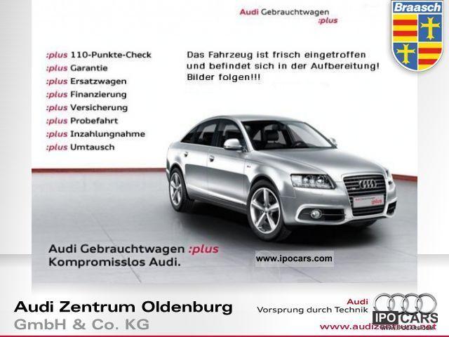 2011 Audi  A8 3.0 TDI quattro (Navi Xenon leather climate) Limousine Used vehicle photo