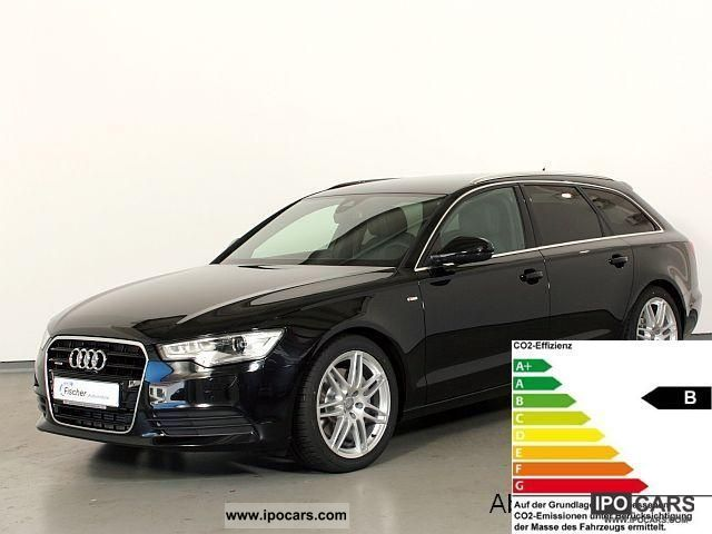 2012 audi a6 avant 3 0 tdi dpf multitr leather nav. Black Bedroom Furniture Sets. Home Design Ideas