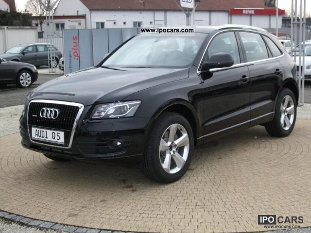 2012 Audi  Q5 panoramic roof, immediately available Off-road Vehicle/Pickup Truck Demonstration Vehicle photo