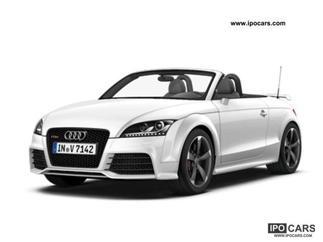 2011 audi tt rs roadster car photo and specs. Black Bedroom Furniture Sets. Home Design Ideas