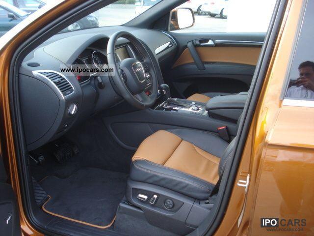 2010 Audi Q7 S Line Mmi Navigation Plus Air Leather