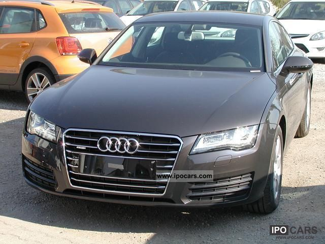 2011 Audi  A7 Premium Navi Xenon PDC Head Up NOW ... 3.0 Limousine New vehicle photo