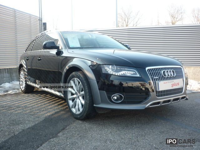 2011 Audi  3.0 V6 TDI 240 DPF Ambition Luxe S Troni Estate Car Used vehicle photo