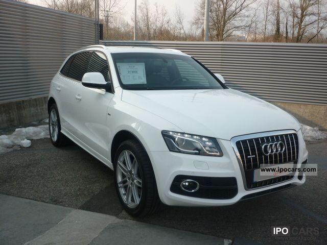 2010 Audi  3.0 V6 TDI 240 DPF Quattro Avus S tronic Off-road Vehicle/Pickup Truck Used vehicle photo