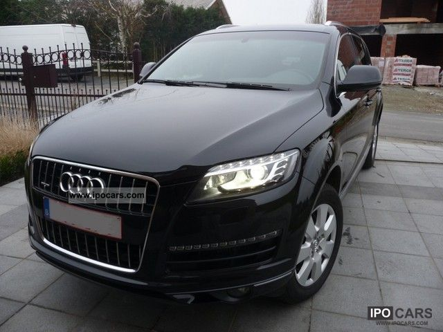 2010 audi q7 3 0 tdi v6 tiptronic aut car photo and specs. Black Bedroom Furniture Sets. Home Design Ideas
