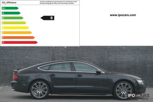 2011 Audi  A7 3.0 TDI LEASING WITHOUT DEPOSIT only 749, - per month. Limousine New vehicle photo