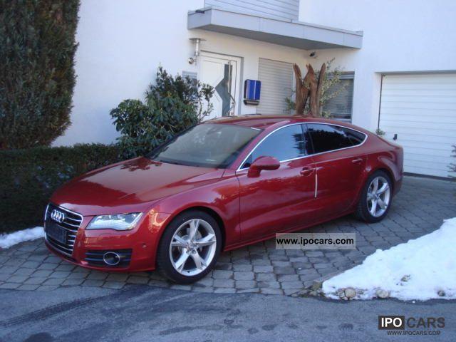 2011 Audi  A7 3.0 TDI LED/Head-Up/Luft/Massage/Nacht/UPE89 ` Limousine Used vehicle photo