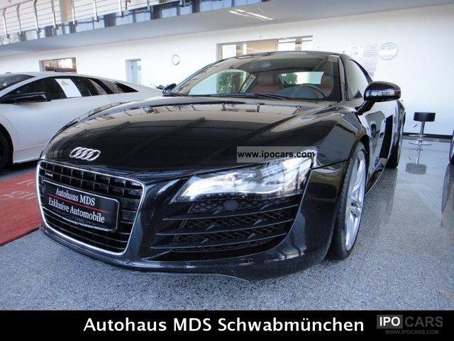 2007 Audi  R8 4.2 FSI quattro R tronic - MOD 2008-B & O Sports car/Coupe Used vehicle photo