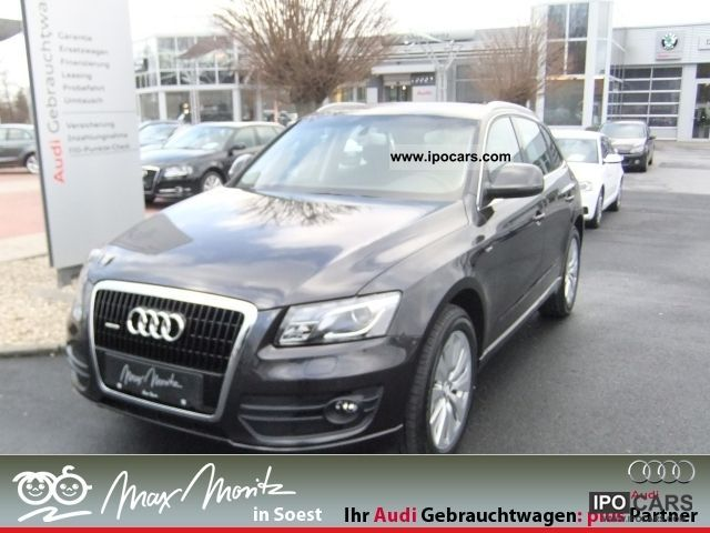 Audi  Q5 hybrid Leather Navi Xenon Panorama APSplus! 2012 Hybrid Cars photo