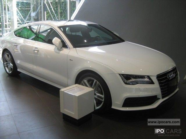 2012 Audi  A7 3.0 TFSI S-line T1 BRHV: 66.900, - USD Sports car/Coupe Used vehicle photo