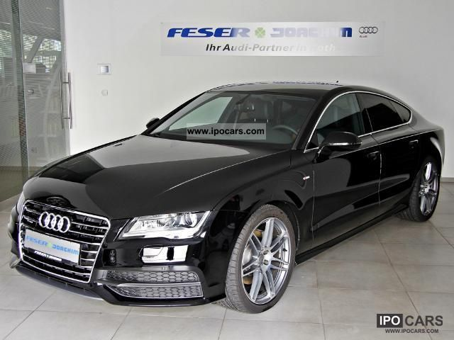 2011 Audi  A7 3.0 TDI qu. S line S tronic - Navi, Xen, leather, Estate Car Demonstration Vehicle photo