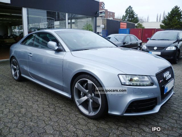 2010 audi rs5 s tronic 1 hand uff checkbook ceramic brake car photo and specs. Black Bedroom Furniture Sets. Home Design Ideas