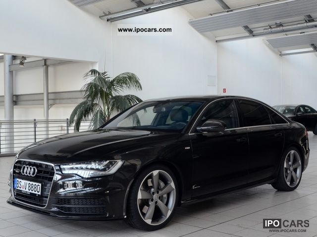 2011 audi a6 tfsi quattro car photo and specs. Black Bedroom Furniture Sets. Home Design Ideas