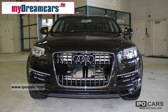 2012 Audi  Q7 3.0 TDI Premium plus T1 BRHV: $ 67,900 Off-road Vehicle/Pickup Truck Used vehicle photo