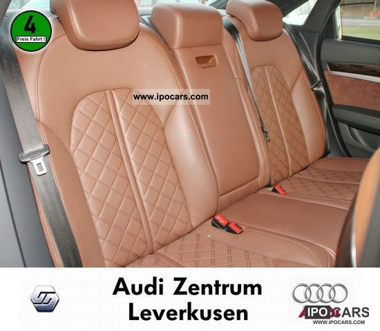 2011 Audi A8 3.0 TDI Quattro Navigation Standh. Xenon