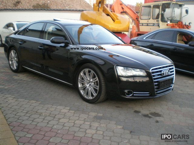 2010 Audi  A8 3.0 TDI full-full Limousine Used vehicle photo