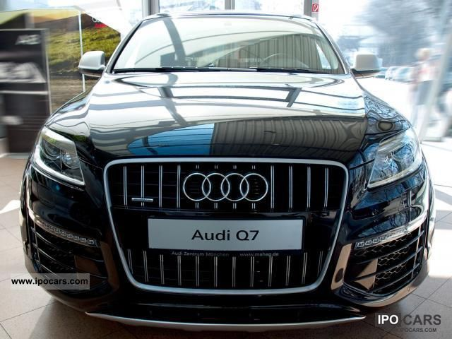 2011 Audi  Q7 to 20.8% with no down payment! 4.2 TDI quattro ... Off-road Vehicle/Pickup Truck New vehicle photo