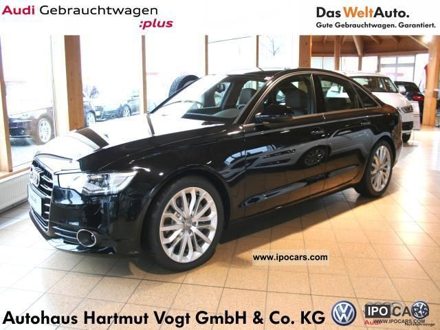2012 Audi  A6 3.0 TDI quattro 180 (245) kW (PS) S Tronic Limousine Demonstration Vehicle photo