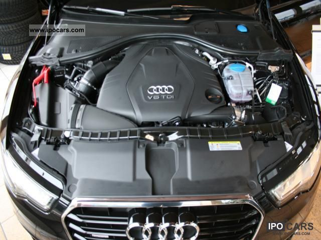 2012 audi a6 3 0 tdi quattro 180 245 kw ps s tronic. Black Bedroom Furniture Sets. Home Design Ideas