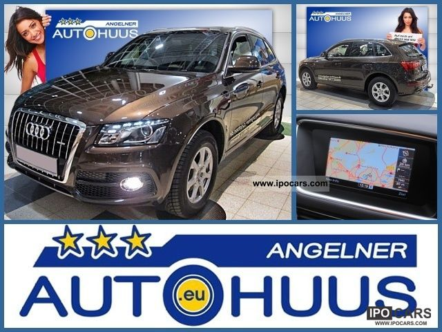 2011 Audi  Q5 3.0 TDI S-Line 2x, fully equipped, NP 73 280 Off-road Vehicle/Pickup Truck Used vehicle photo
