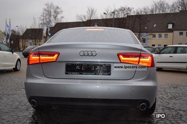 2012 Audi A6 30 Tdi Quattro S Tronic Car Photo And Specs