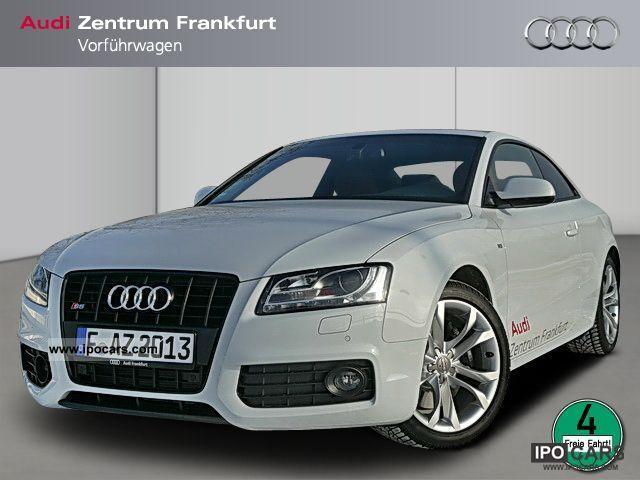 2012 Audi S5 Coupe 4 2 Fsi Quattro 6 Speed Navi Xenon Car Photo And Specs