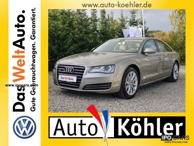 2011 Audi  A8 4.2 TDi electr. Differential lock Limousine Used vehicle photo