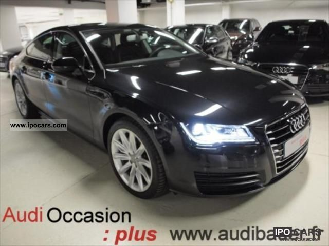 2010 Audi  A7 3.0 TDI245 Ambition Luxe S & S Off-road Vehicle/Pickup Truck Used vehicle photo