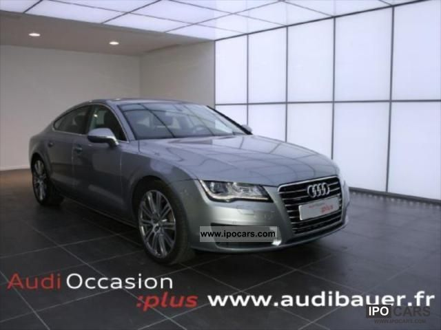 2011 Audi  A7 3.0 TDI245 Ambition Luxe S & S Off-road Vehicle/Pickup Truck Used vehicle photo