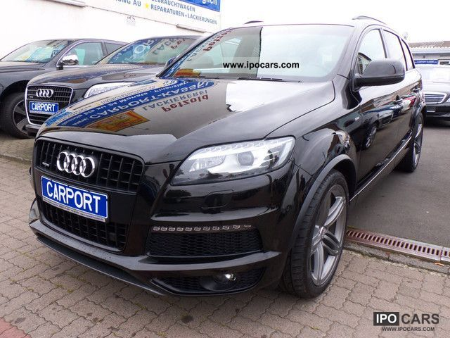 2010 audi q7 3 0 tdi clean diesel quattro tipt s line. Black Bedroom Furniture Sets. Home Design Ideas