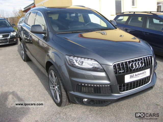 2010 audi q7 4 2 tdi s line air 21 car photo and specs. Black Bedroom Furniture Sets. Home Design Ideas