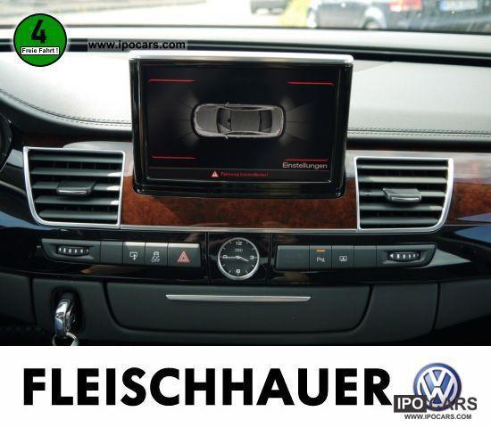 2010 Audi A8 4.2 TDI Quattro Navigation ACTIVE SEATS XENON