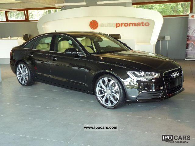 2012 Audi A6 30 Tdi Quattro Head Up Comfort Seats Car Photo And