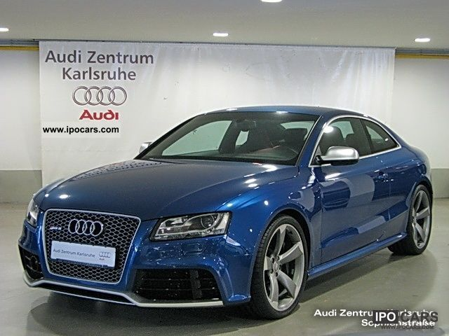 2010 audi rs5 coupe 4 2 fsi quattro s tronic leather navi car photo and specs. Black Bedroom Furniture Sets. Home Design Ideas