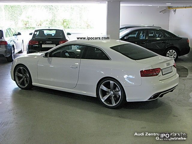 2010 audi rs5 coupe 4 2 fsi upe 99982 leather xenon nav car photo and specs. Black Bedroom Furniture Sets. Home Design Ideas