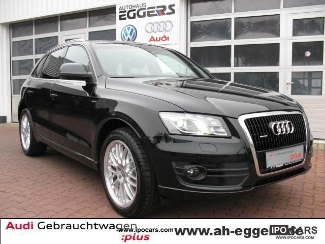 2011 Audi  Q5 2.0 TFSI hybrid quat / Tiptr Exclusive Line Off-road Vehicle/Pickup Truck Demonstration Vehicle photo