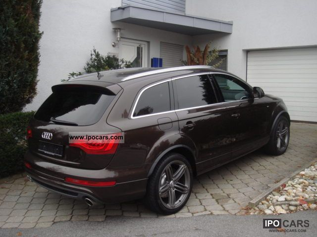 2010 audi q7 4 2 tdi s line 8 stage exclusive. Black Bedroom Furniture Sets. Home Design Ideas