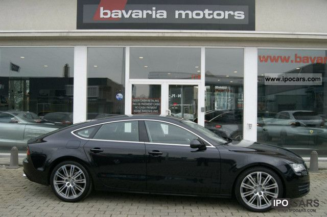 2011 Audi  A7 3.0 TDI 245 Quattro 20 \ Sports car/Coupe Used vehicle photo