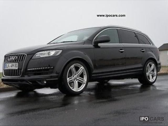 2009 audi q7 4 2 tdi facelift car photo and specs. Black Bedroom Furniture Sets. Home Design Ideas