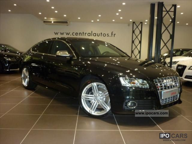 2010 Audi  A5 3.0 TFSI S5 Stro Off-road Vehicle/Pickup Truck Used vehicle photo