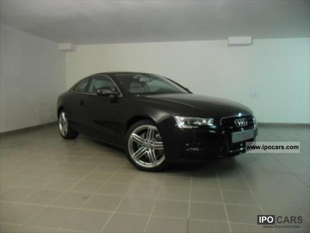 2011 Audi  A5 3.0 TDI245 Ambition Luxe Stro Off-road Vehicle/Pickup Truck Used vehicle photo